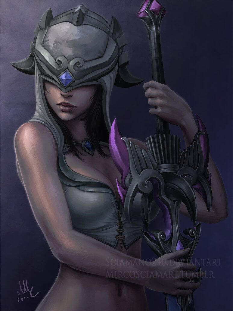 Nemesis Smite hot pictures (3)