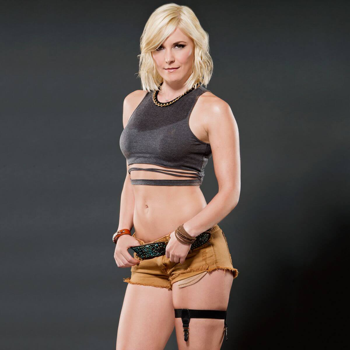 Renee Young hot boobs