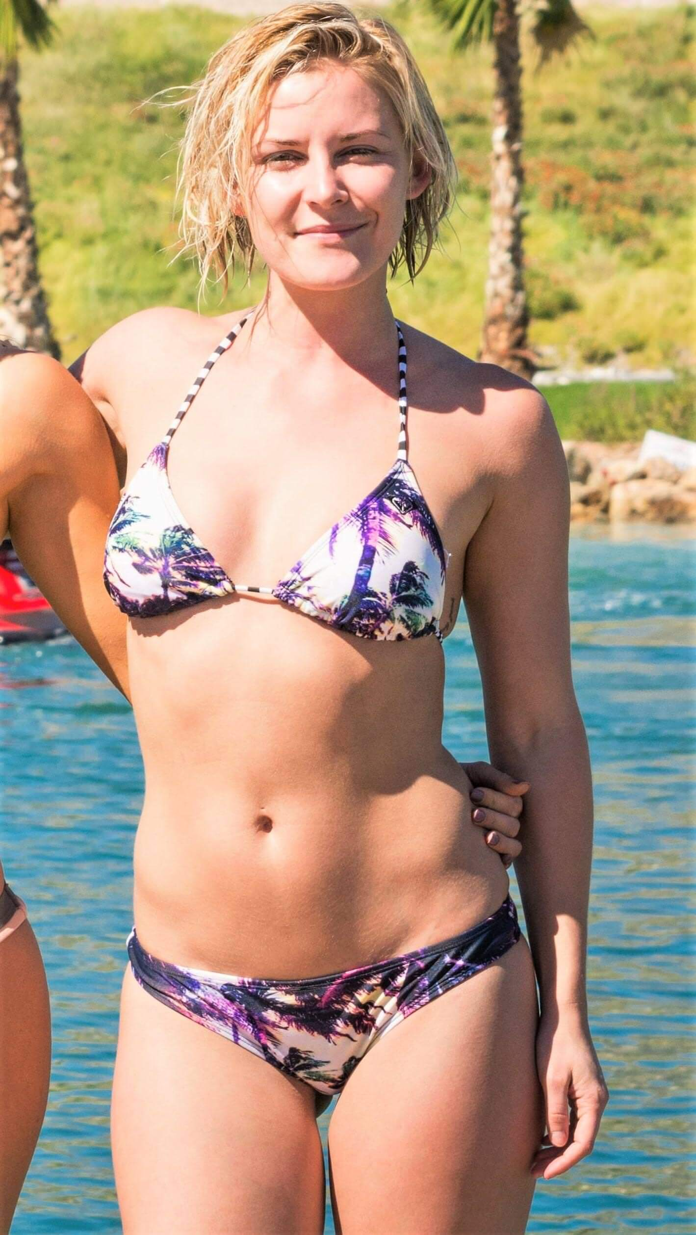 Renee Young sexy bikini pictures