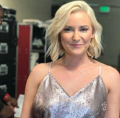 Renee Young sexy busty pictures