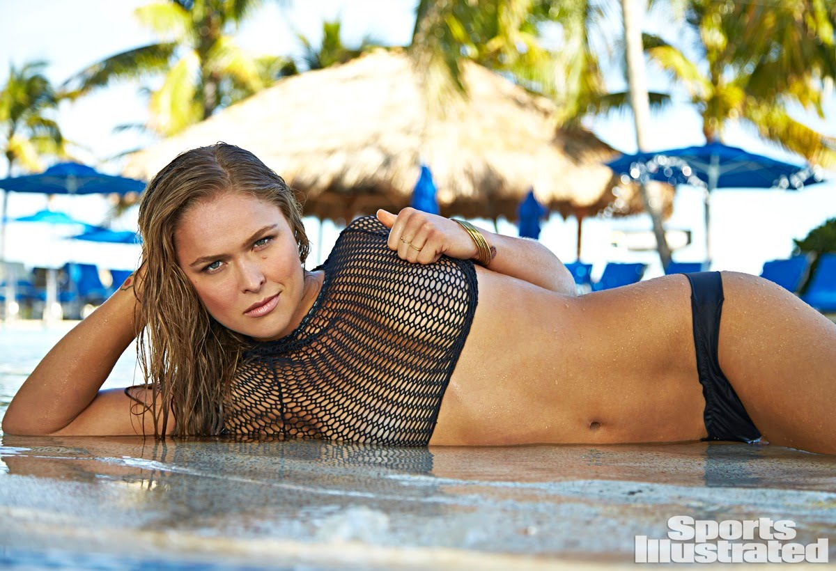 Ronda Rousey Hot Photoshoot