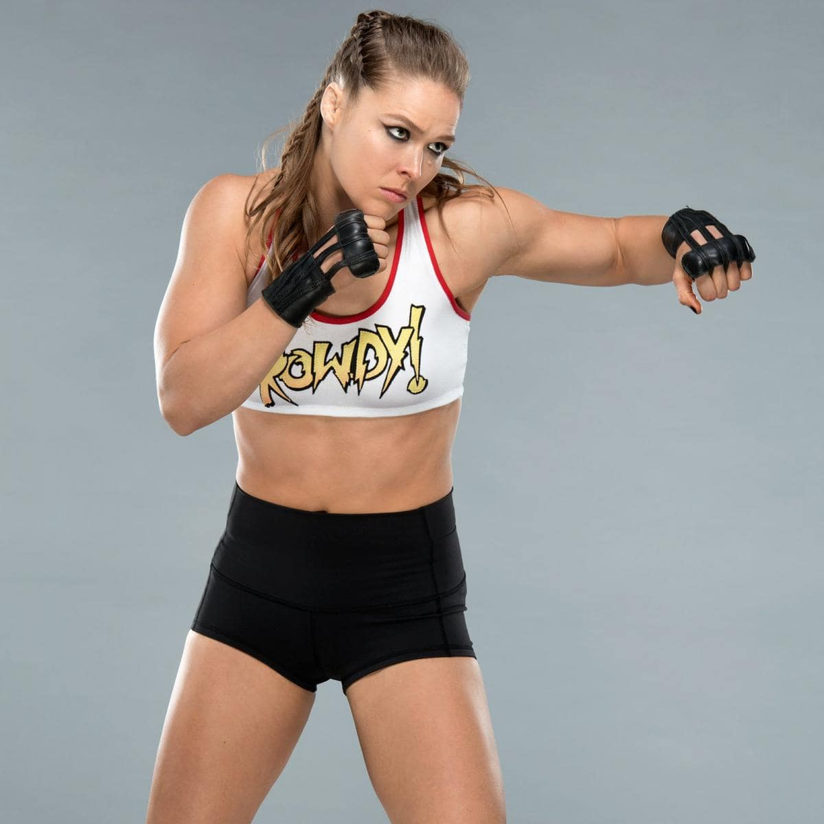 Ronda Rousey on Divas Dress