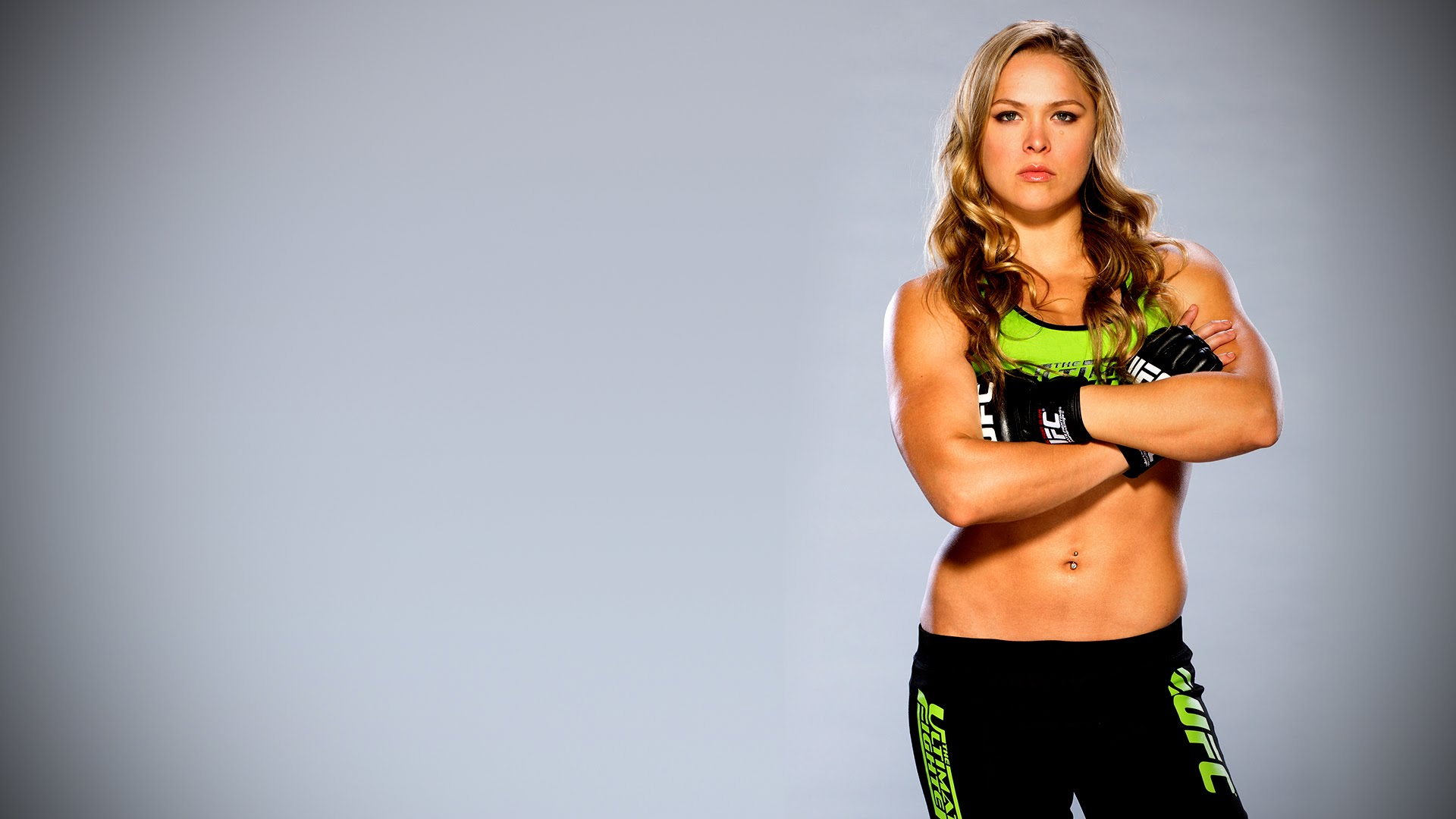 Ronda Rousey on Photoshoot Pics