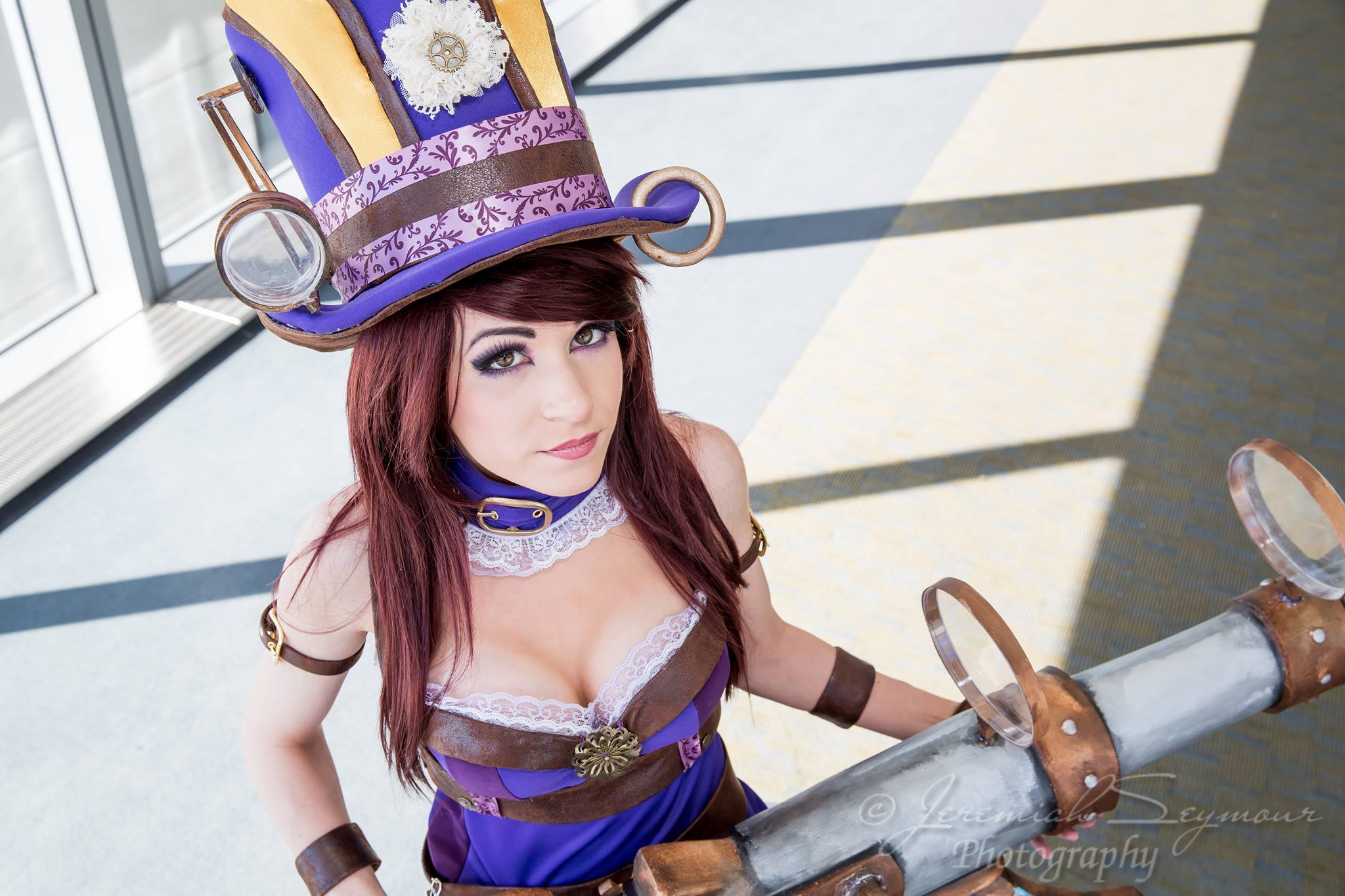 Sheriff Caitlyn Sexy Big Boobs