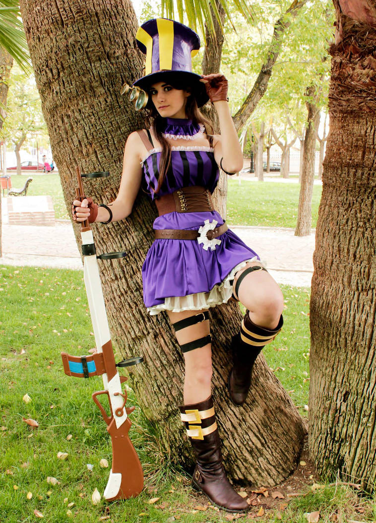 Sheriff Caitlyn on Photoshoot