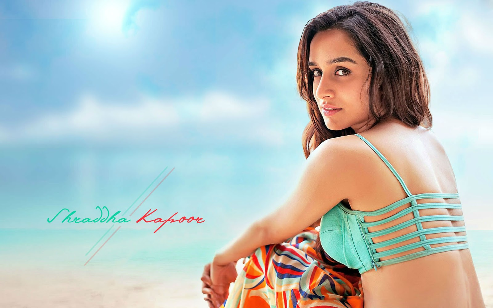 49 Sexy Shraddha Kapoor Boobs Pictures Expose Her Curvy Body-9176