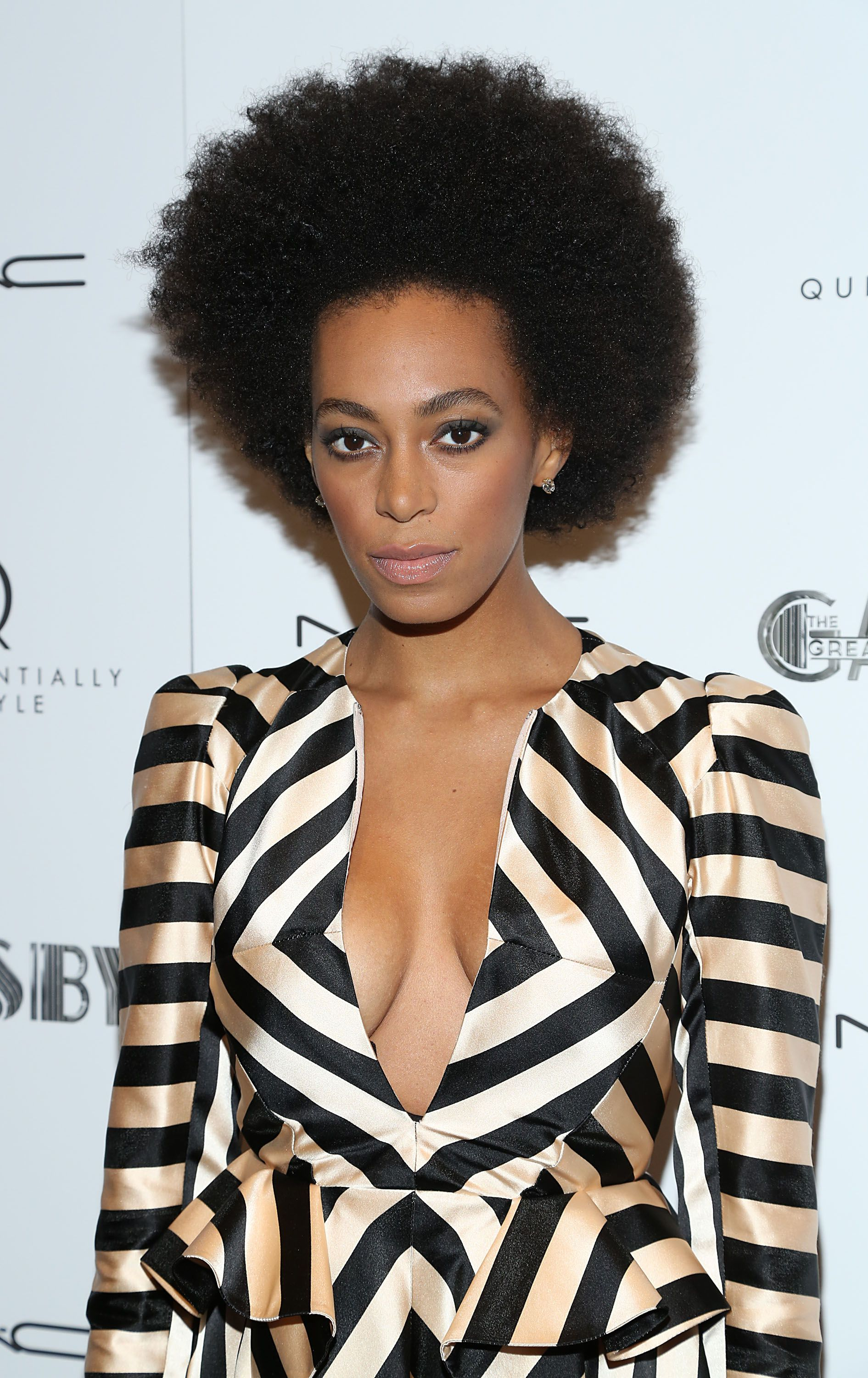 Solange Knowles hot busty photo