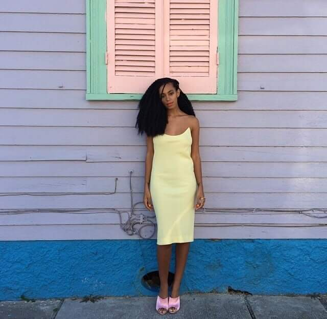 Solange Knowles hot picture