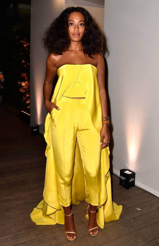 Solange Knowles sexy busty pics (2)