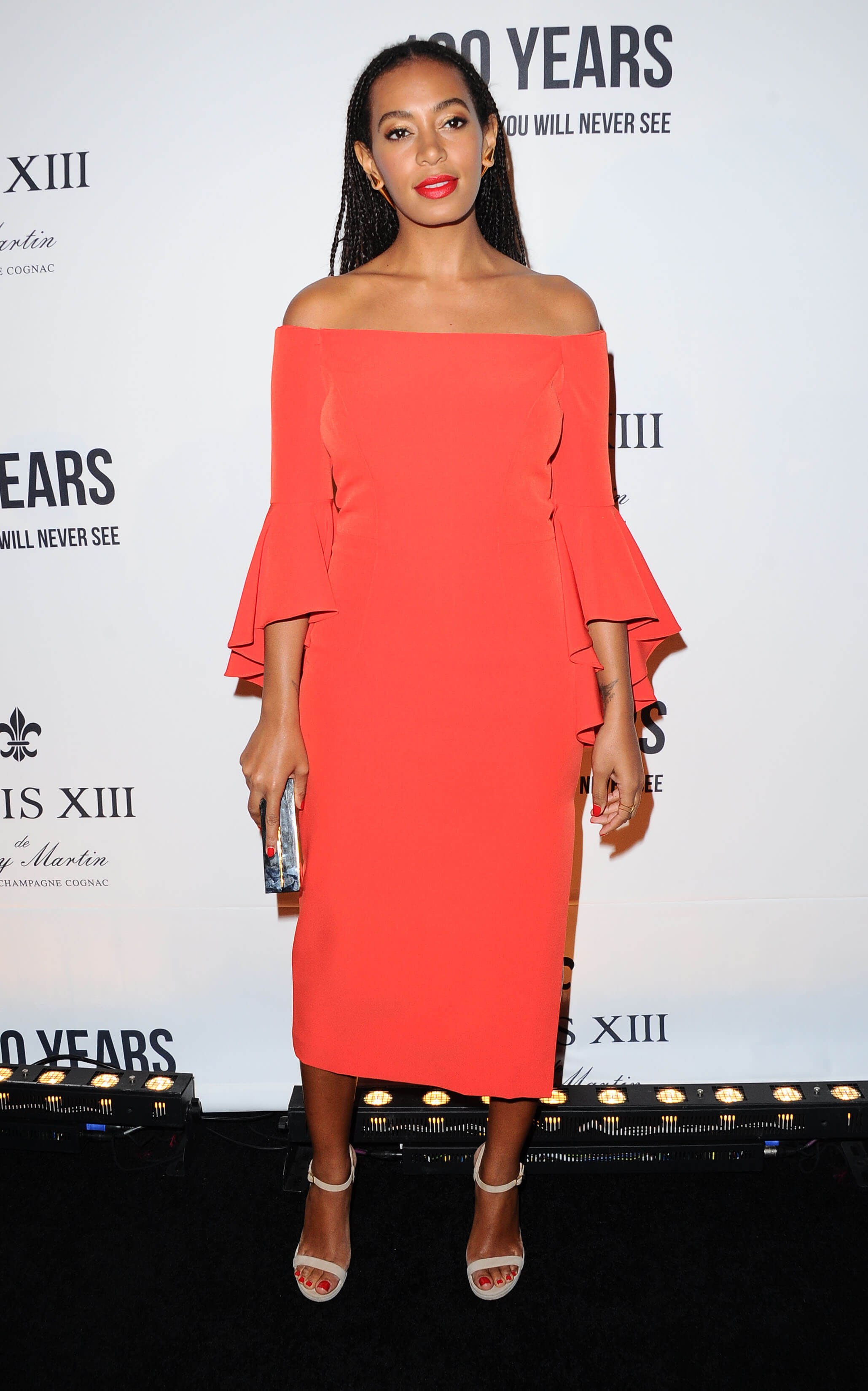 Solange Knowles sexy feets
