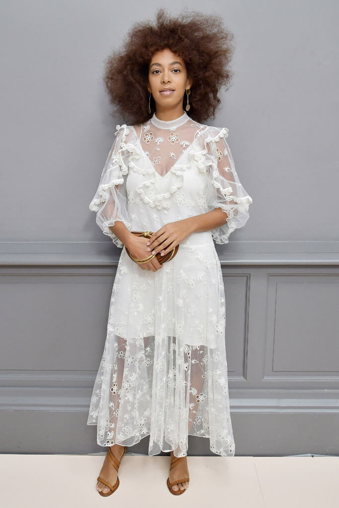 Solange Knowles sexy pic