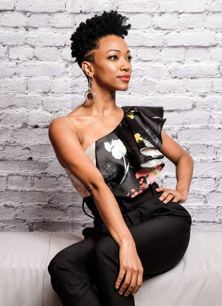 Sonequa Martin Green awesome picture