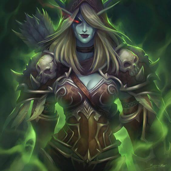 Sylvanas awesome photo