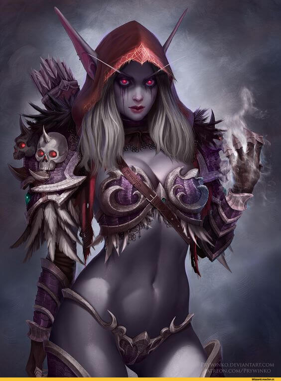 Sylvanas awesome photos