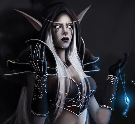 Sylvanas awesome pics