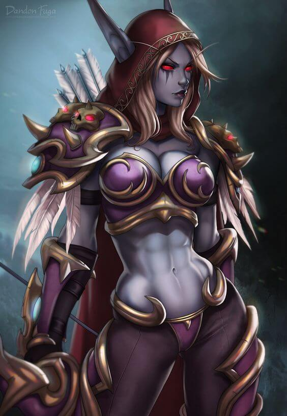 Sylvanas awesome