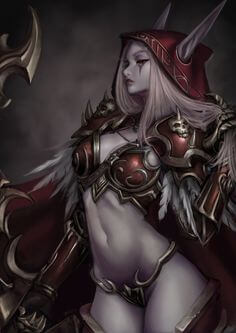 Sylvanas beautiful photo
