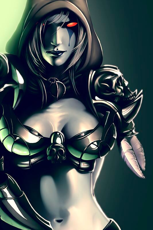 Sylvanas beautiful pic