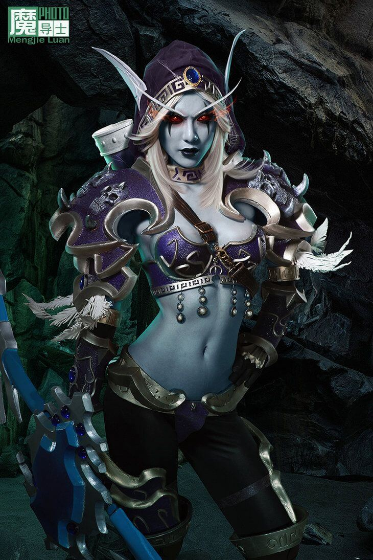 Sylvanas beautiful