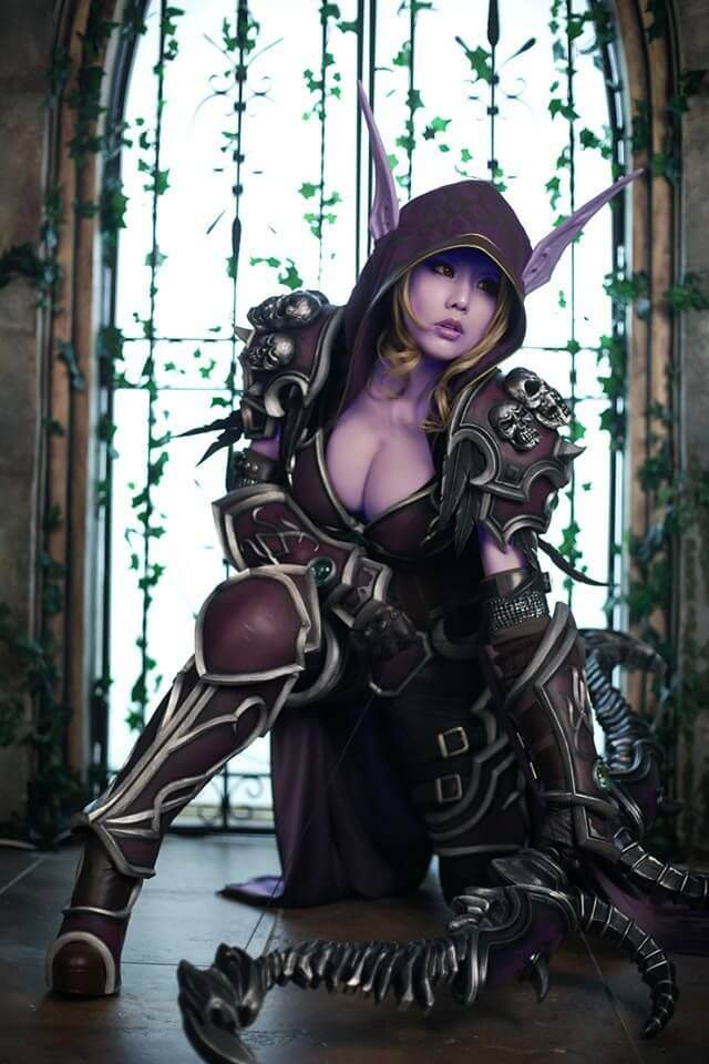 Sylvanas hot pictures