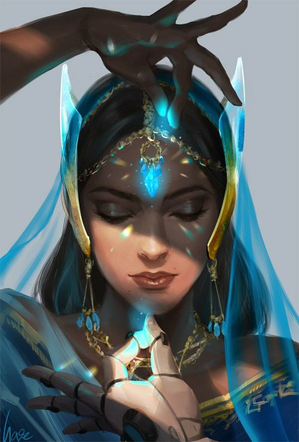 Symmetra Overwatch Beautifull