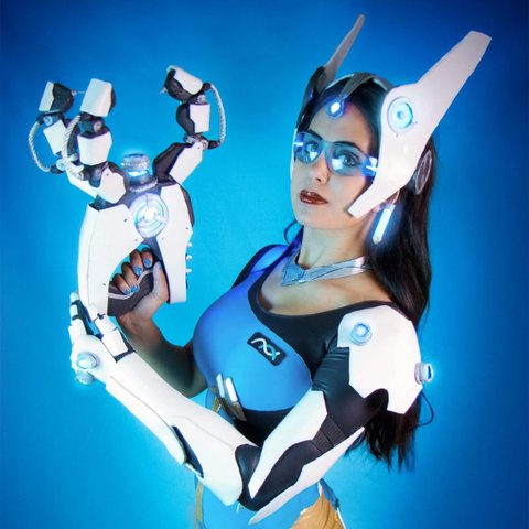 Symmetra Overwatch Hot Photo