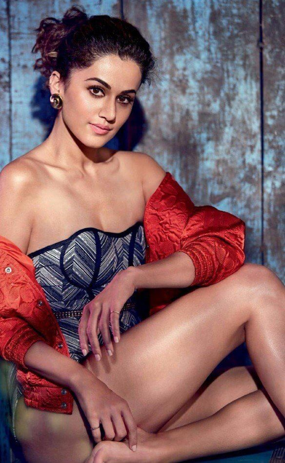 Taapsee Pannu thighs pic