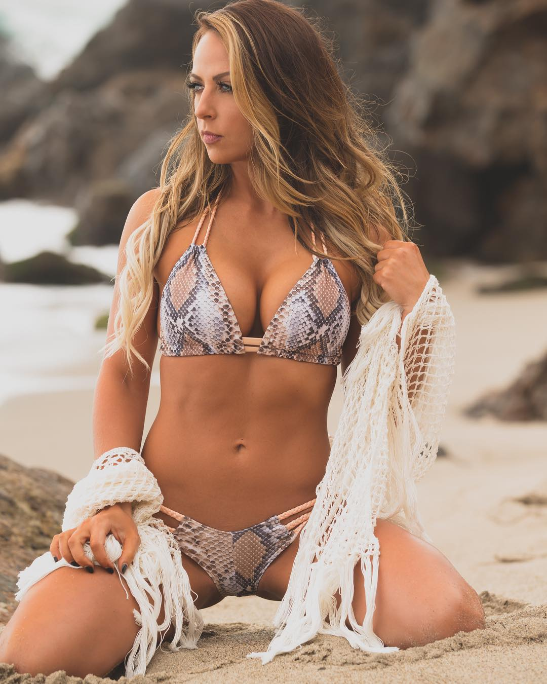 Tenille Dashwood Sexy Boobs Pics