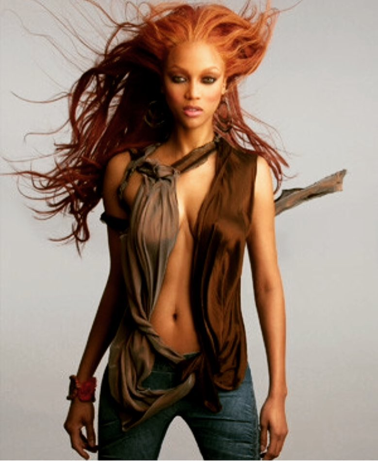 Tyra Banks Hot Photoshoot