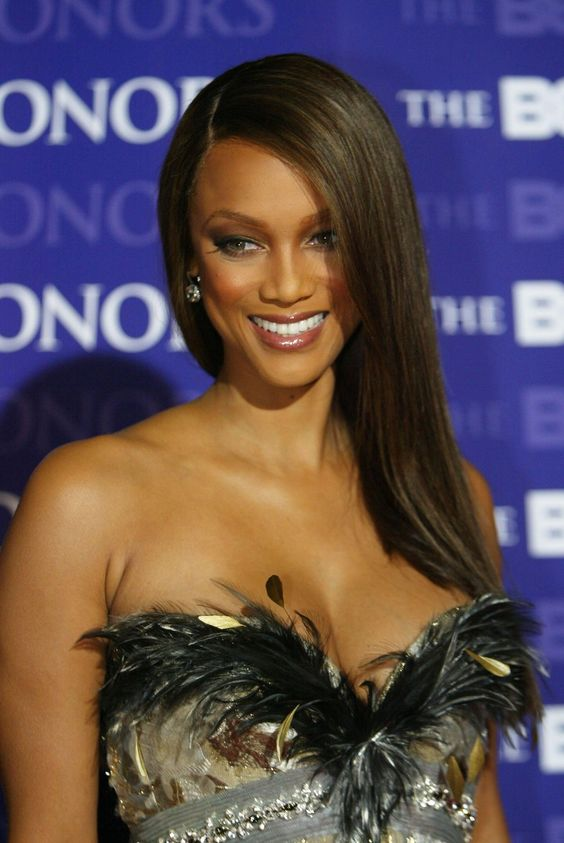 Tyra Banks on Awards