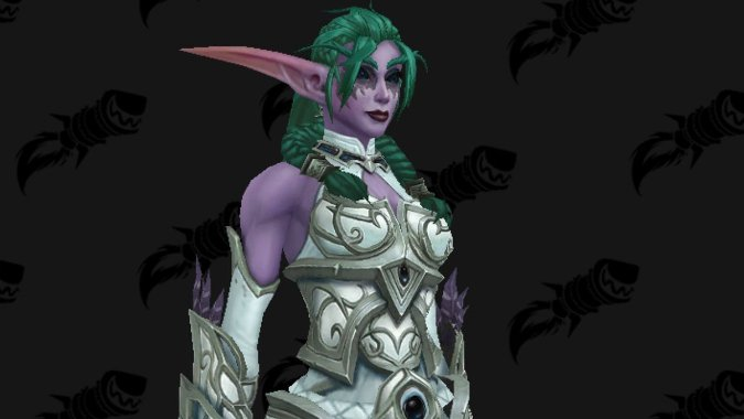 Tyrande awesome cleavages pics 1