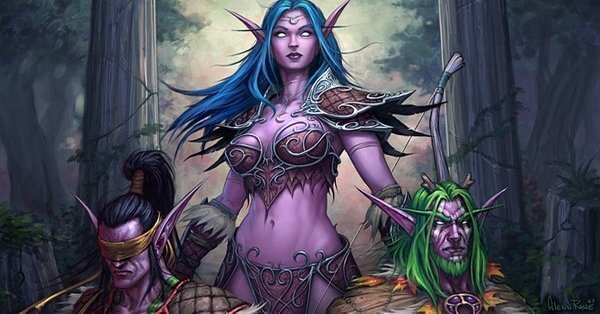 Tyrande awesome pic
