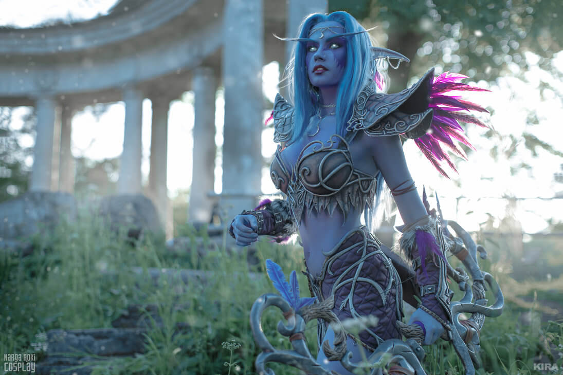 Tyrande cleaavges hot
