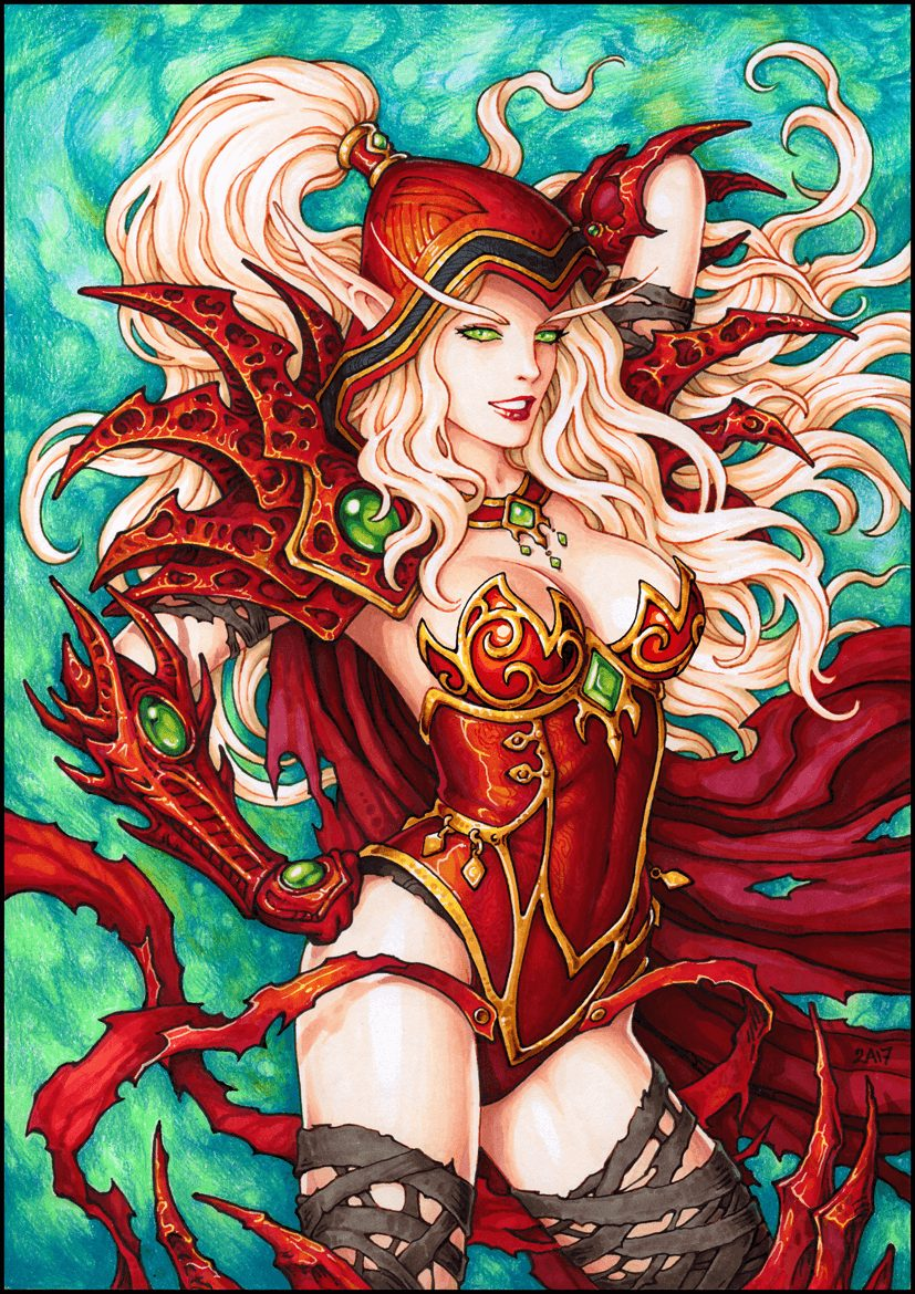 Valeera awesome photo