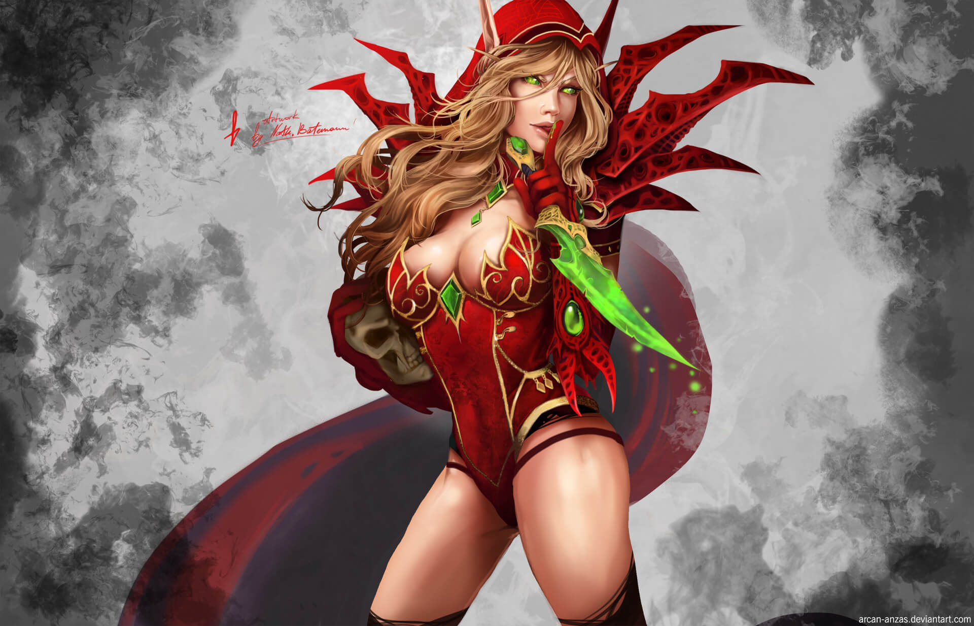 Valeera beautiful