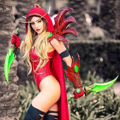Valeera hot picture