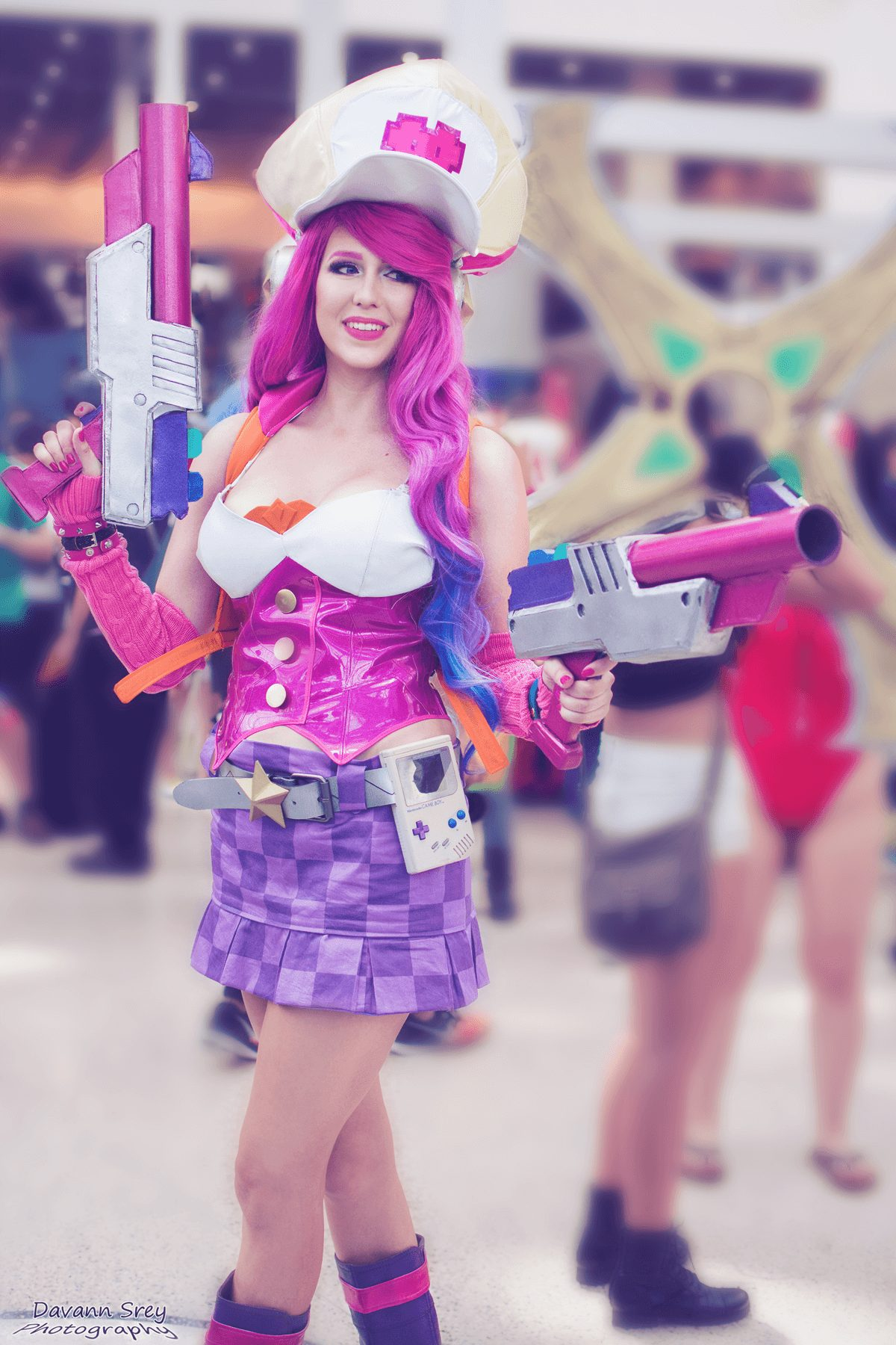 arcade miss fortune fabulous