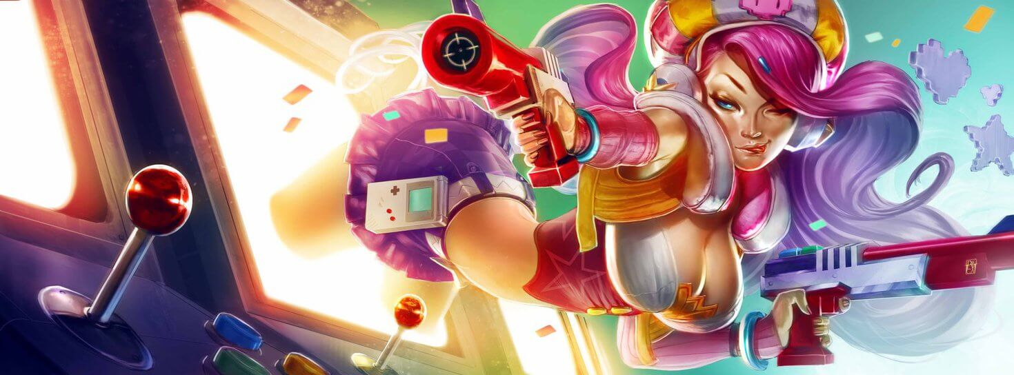 arcade miss fortune hot photo