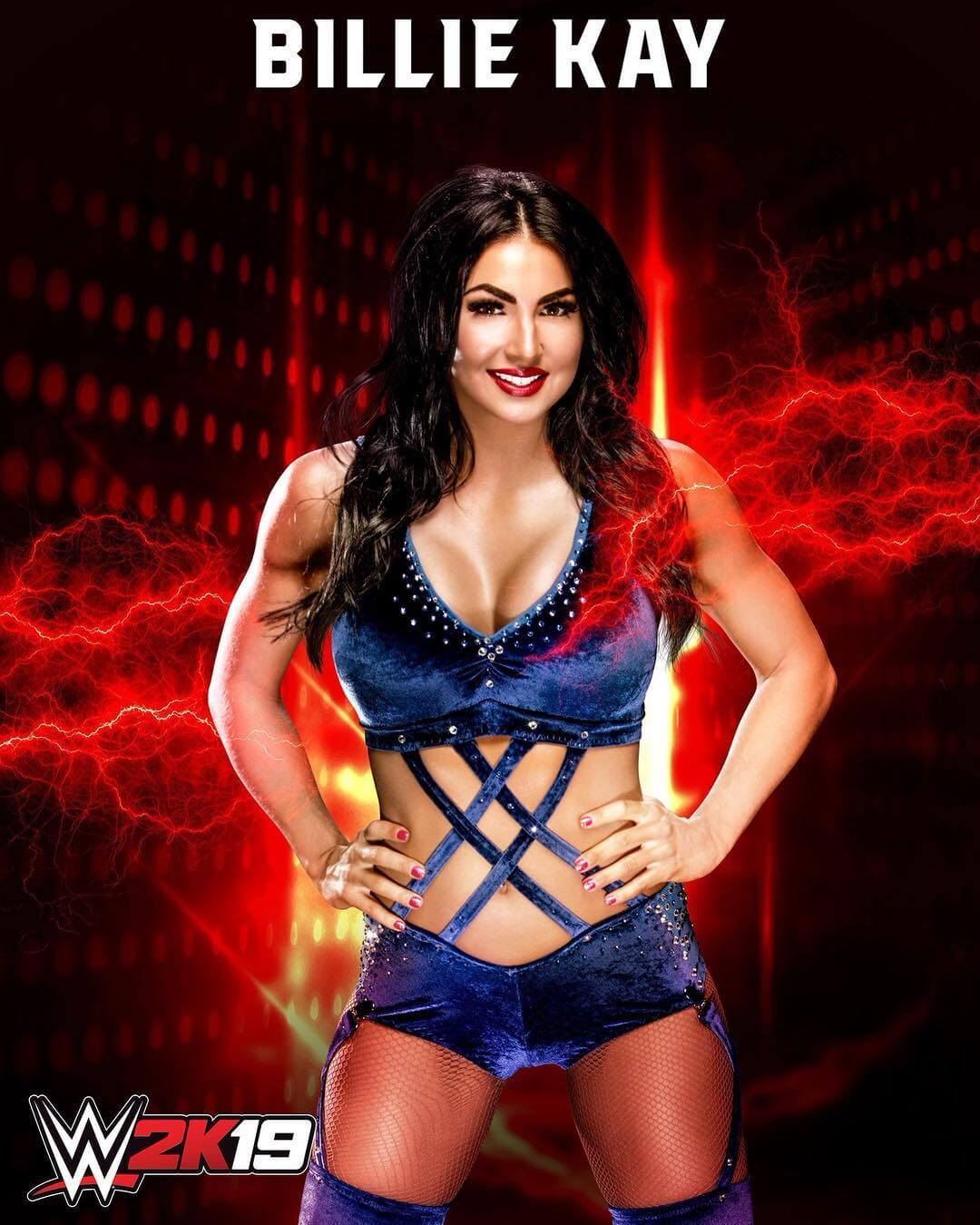 billie kay awesome
