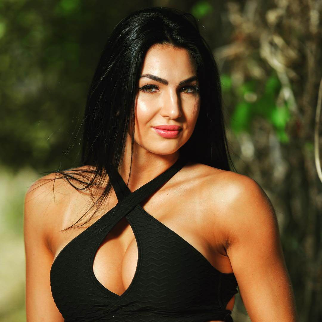 billie kay boobs