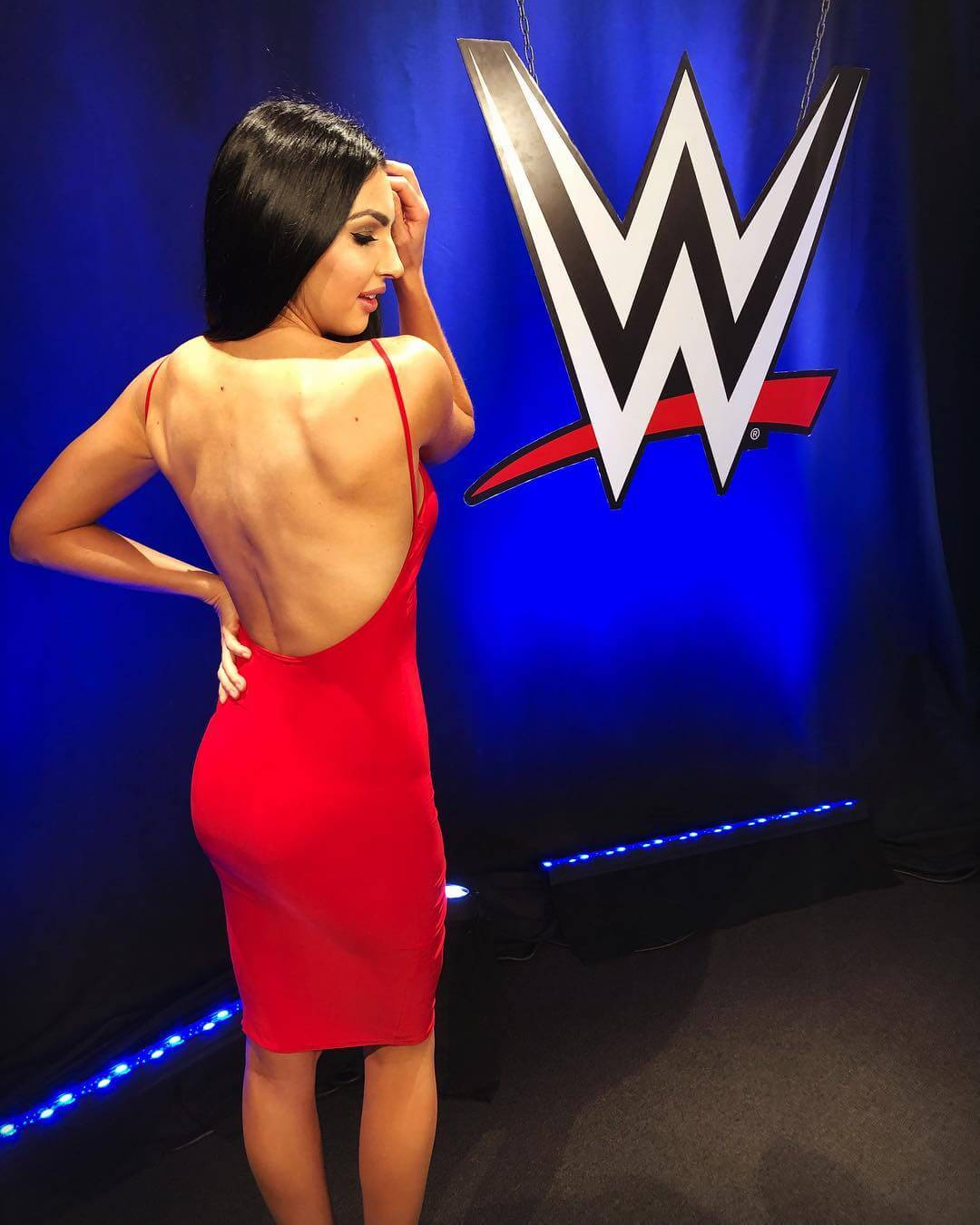 billie kay booty