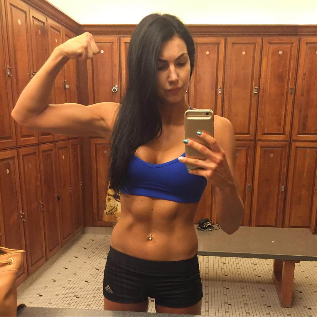 billie kay hot feet