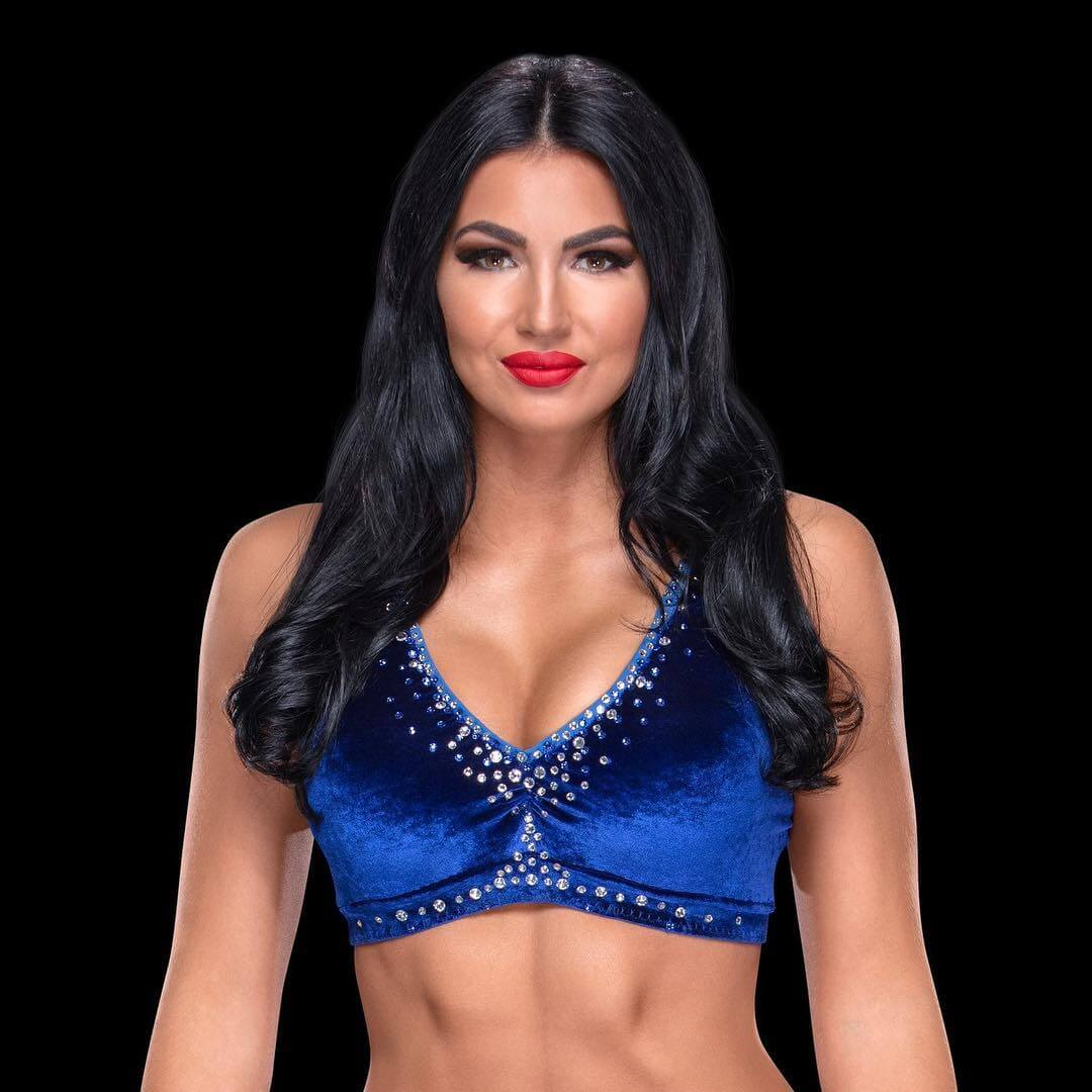 billie kay hot lips