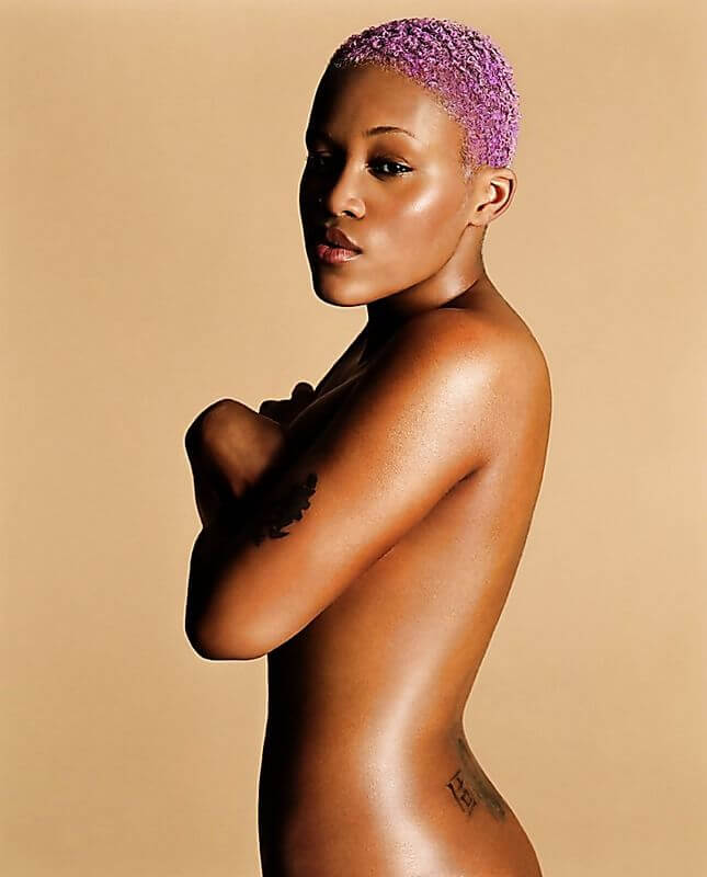 Ladies rappers in the nude — photo 5