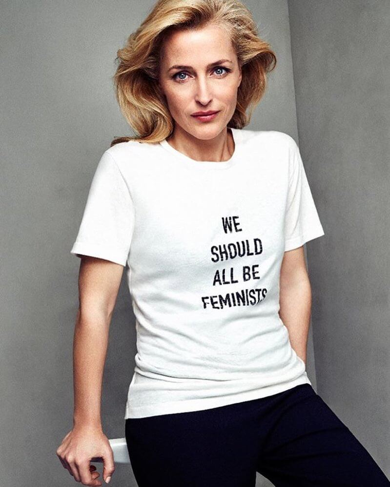 gillian anderson gorgeous