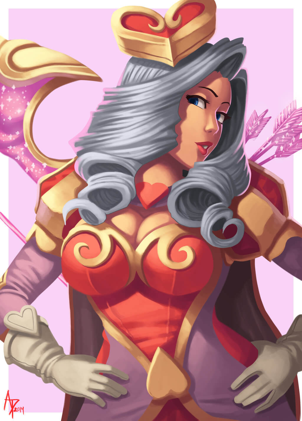 heartseeker ashe awesome