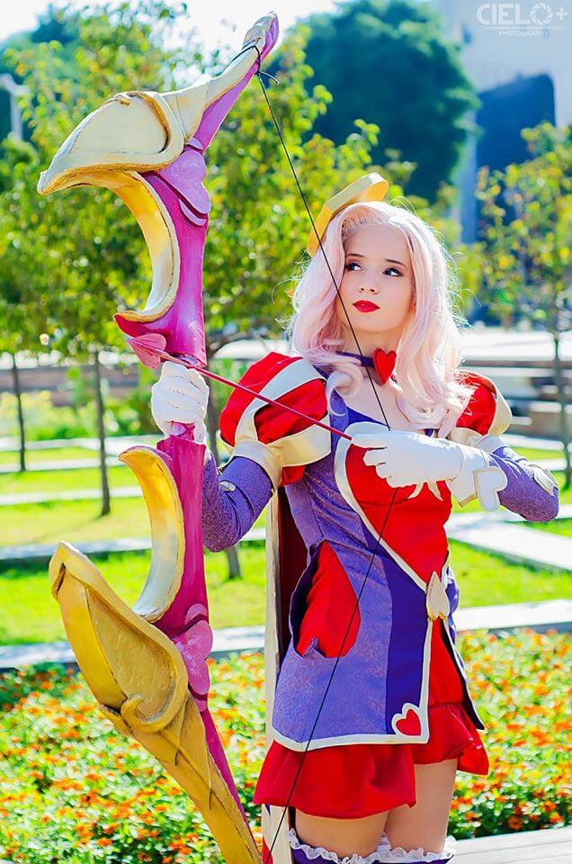 heartseeker ashe beautiful look