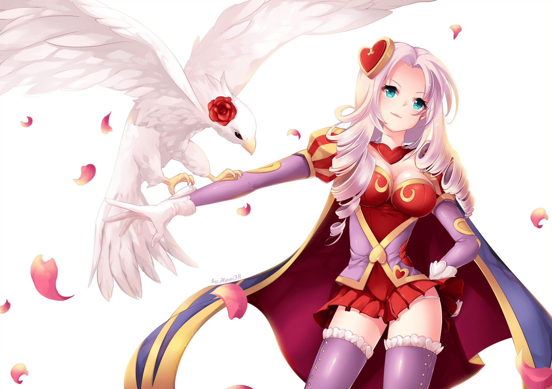 heartseeker ashe blue eyes pics