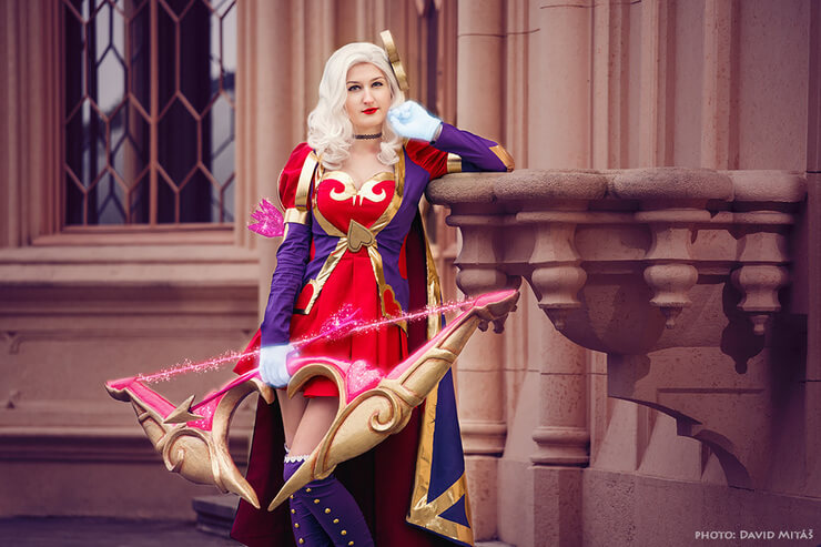 heartseeker ashe gorgeous
