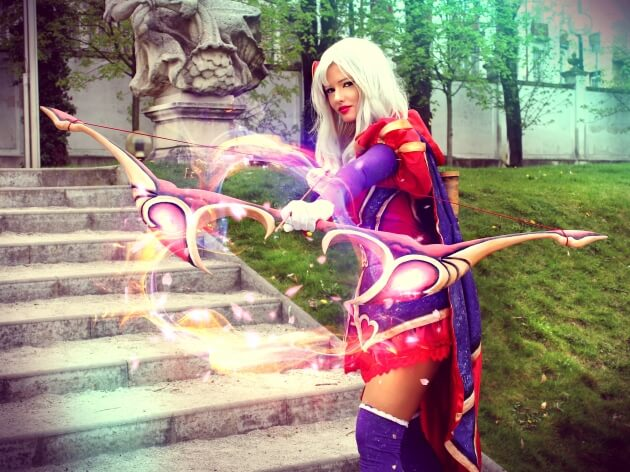 heartseeker ashe looking good